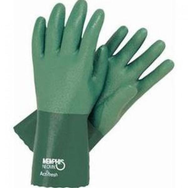 Glove size chart grainger