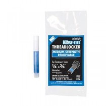 Vibra-Tite 12102 Blue Medium Strength Threadlocker 2mL Tube