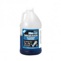 Vibra-Tite 12200 Blue Medium Strength Oil Tolerant Threadlocker 1L Bottle