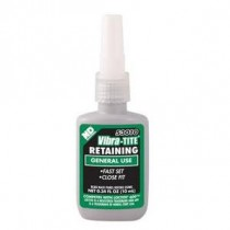 Vibra-Tite 53010 Green General Purpose Retaining Compound 10mL Bottle