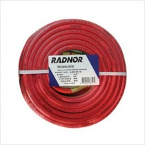 """1/4"""" X 25 foot Grade RM Twin Welding Hose With BB Fittings"""