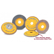 Trimmable Flap Disc