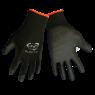 Global Glove PUG 17 | Black Nylon Work Gloves